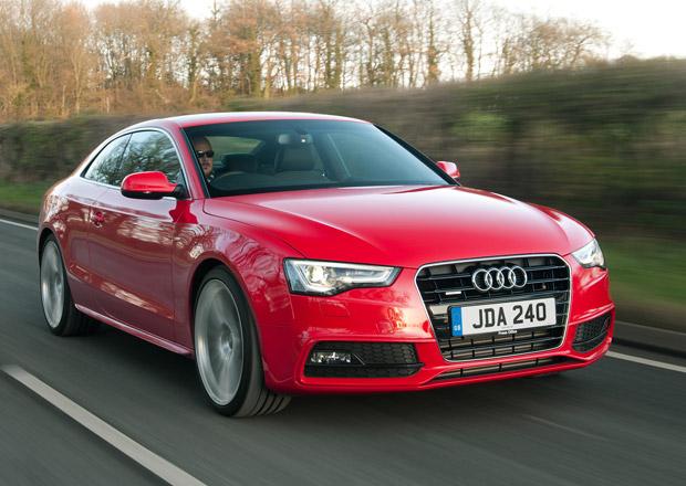 Audi A5: Euro 6 pro benzinové čtyřválce a silnější 3.0 TDI