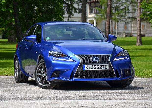 Lexus IS: První jízdní dojmy