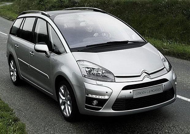 Citroën C4 Picasso zlevnil na 334.000 Kč, čeká na novou generaci