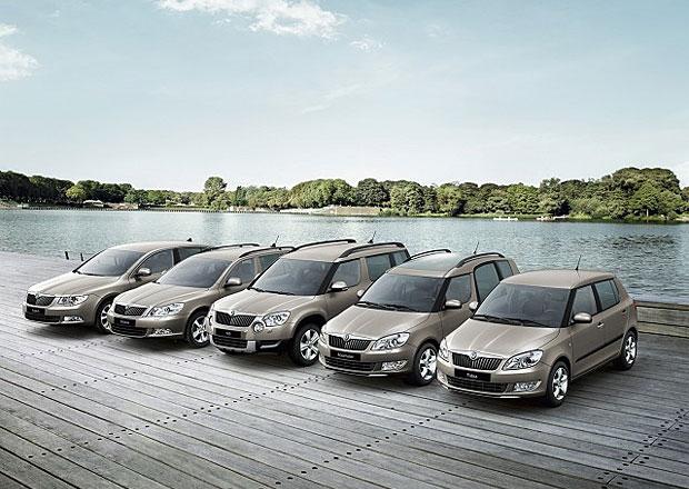 Český trh v květnu 2013: Všechny modely Škoda v Top 10