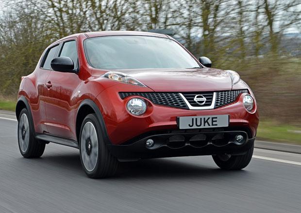 Nissan Juke dCi: S novým motorem je silnější a úspornější, zatím jen v Anglii