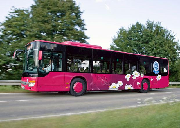 Pneumatiky pro městské autobusy a regionální nákladní dopravu: Michelin