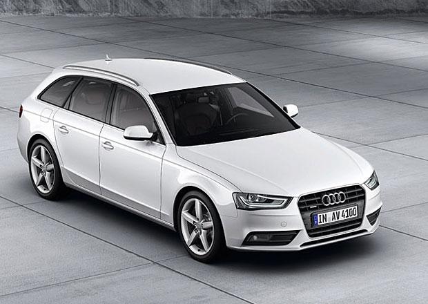 Audi má problém s bezestupňovou převodovkou Multitronic