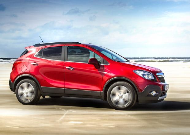 Opel zvažuje přesun výroby Mokky z Koreje do Španělska