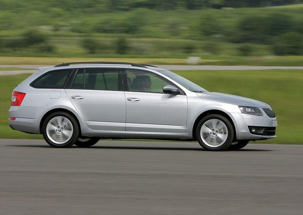 Český trh v květnu 2013: Nejprodávanějším novým autem je Octavia