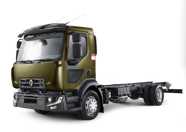 Renault Trucks uvedl novou řadu D pro rozvážkovou a distribuční službu