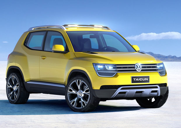 Volkswagen Taigun: Mal� SUV se z�kladn� cenou udr�� pod 400.000 korun