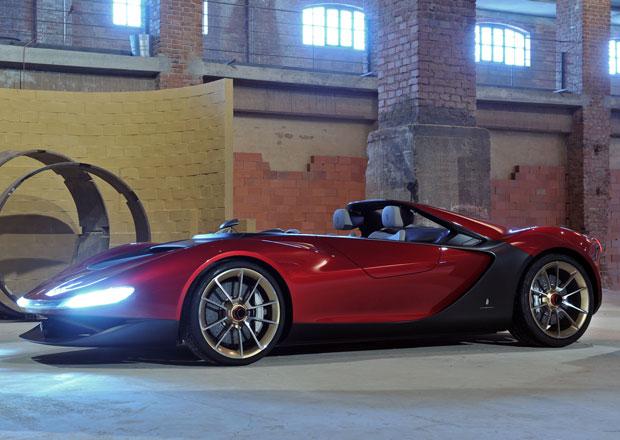 Pininfarina chce vyrábět model Sergio, shání zájemce