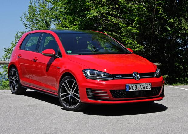 Volkswagen Golf GTD: První jízdní dojmy