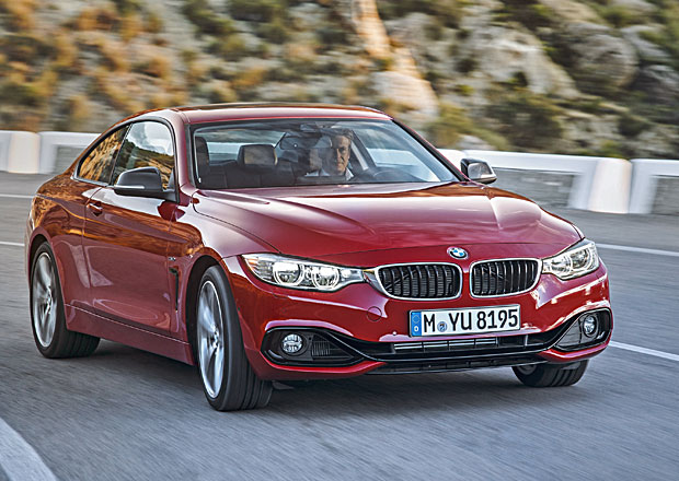 BMW 4 Coupé: Trojka s jedním párem dveří je tu!
