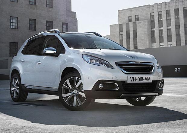 Peugeot 2008 jde na odbyt, automobilka zdvojnásobí jeho produkci