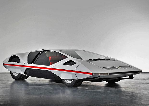 Pozoruhodné koncepty Ferrari: Sportovní modernisté