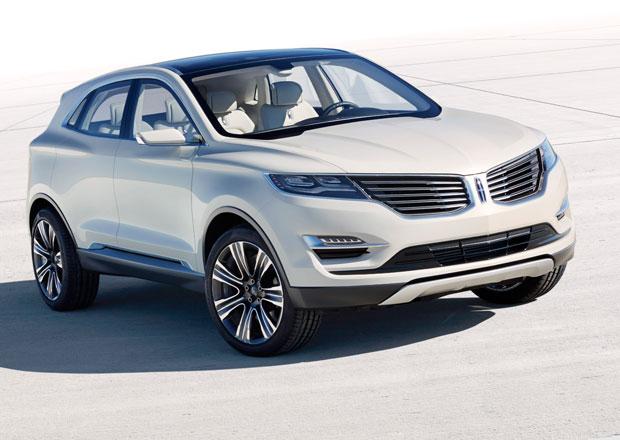Lincoln uvede čtyři nové modely do roku 2016