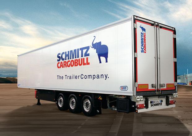 Chladírenské i mrazírenské návěsy Schmitz Cargobull: Mnoho inovací