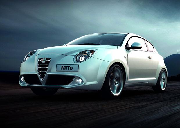 Alfa Romeo MiTo s výkonnějším dvouválcem TwinAir