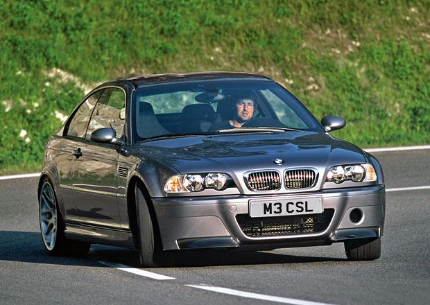 BMW M3 CSL oslavilo desetileté jubileum srazem v Mnichově
