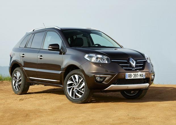 Renault Koleos se dočkal druhé modernizace (2x video)
