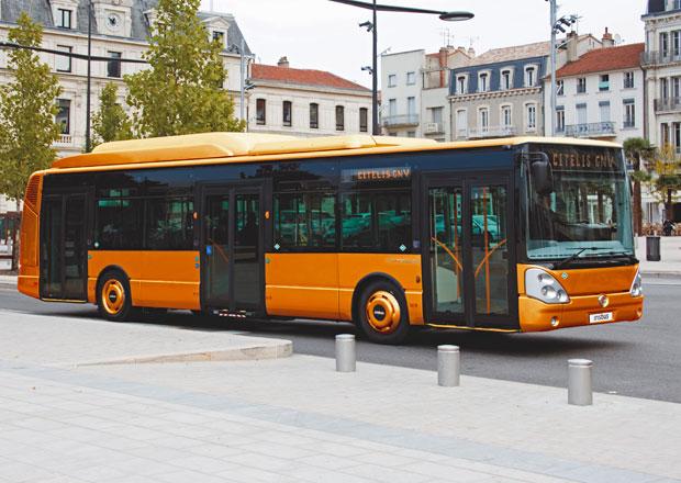 Autobusy s alternativním pohonem Iveco Irisbus: Sedm až osmnáct metrů