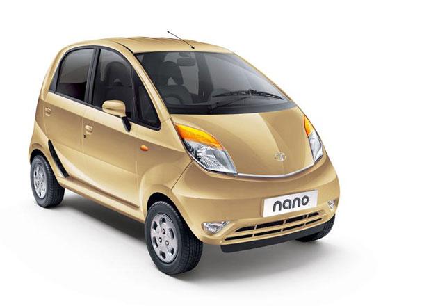Tata Nano 2014: jezdí na zemní plyn a stojí 48.900 Kč