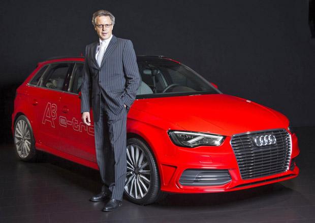 Audi vyhodilo šéfa technického vývoje Wolfganga Dürheimera