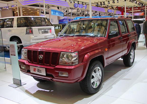 Čínské Beijing Auto by rádo koupilo některou z evropských automobilek