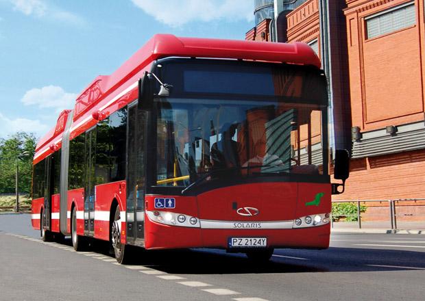 Autobusy s alternativn�m pohonem Solaris: Nej�ir�� nab�dka