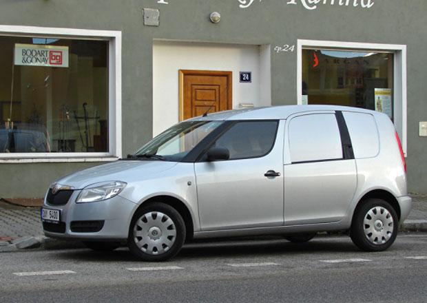 Bazar: Škoda Praktik 1.4 TDI (51 kW) - Před výměnou