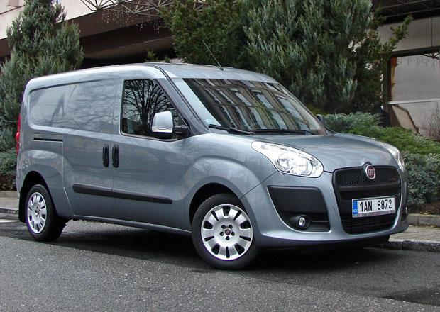 Test: Fiat Doblo Maxi 1.6 MultiJet - P�es �ty�i kub�ky