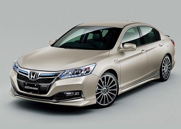 Honda Accord Hybrid od Mugenu: Hybridní sedan se sportovním nádechem