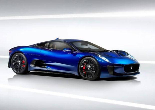 Jaguar C-X75: Dokončený prototyp supersportu se představuje