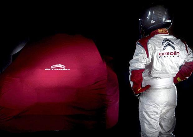 Je to oficiální: Citroën a Loeb v příštím roce do WTCC!