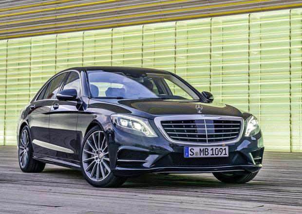 Mercedes-Benz S Pullman: Maybach se vrátí, bude stát přes pět milionů korun