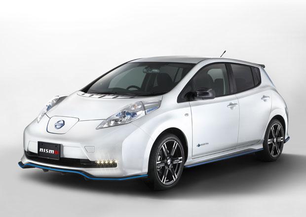 Nissan Leaf: tovární tuning od Nismo