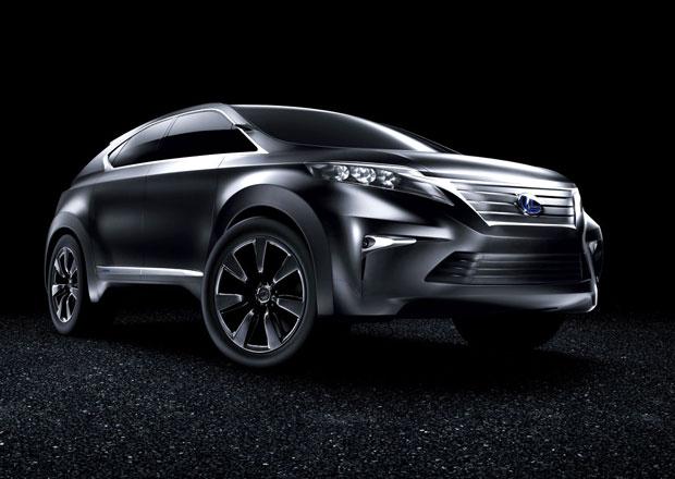 Čtyřválcové turbomotory Lexus? Již koncem příštího roku.