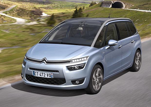 Citroën Grand C4 Picasso: Extravagantní umělec se sedmi sedadly oficiálně
