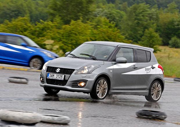 Suzuki Swift: P�tidve�ov� verze s klimatizac� ji� od 239.900 K�