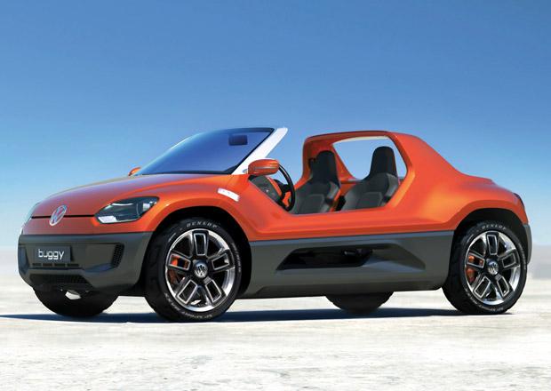 Volkswagen Buggy up! má velkou šanci na výrobu