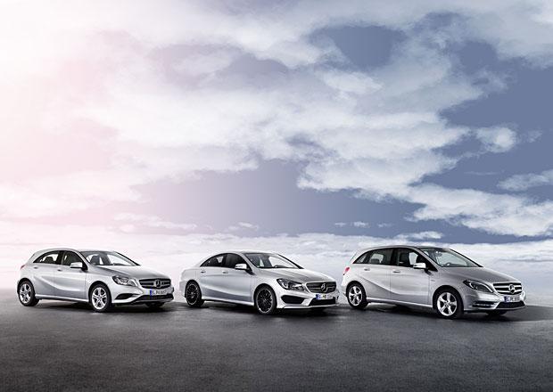 Mercedes A 160 CDI: Nový základ od Renaultu nabídne výkon 66 kW