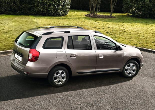 Dacia Logan MCV jde do prodeje, zat�m ve Francii