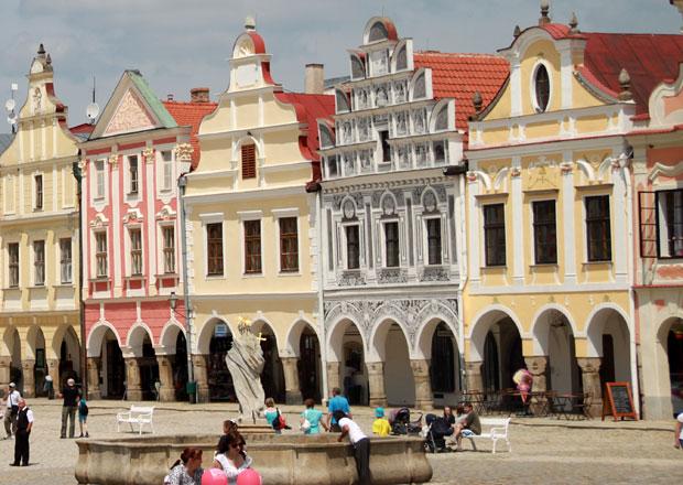 Vysočina a Jižní Morava