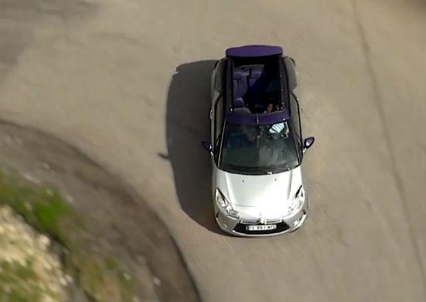 Sebastien Loeb testuje vozy Citroën (3x video)