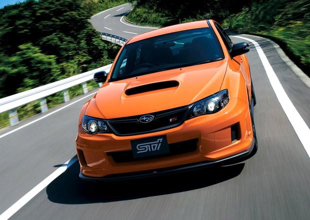 Subaru WRX STI tS Type RA: Lepší podvozek pro pouhých 300 aut