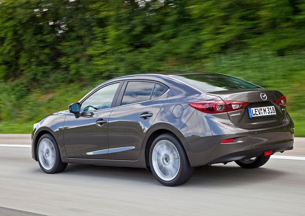 Nová Mazda 3: V Česku od 349.900 Kč (+ oficiální foto)
