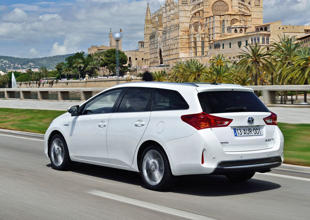 Toyota Auris Touring Sports: První jízdní dojmy