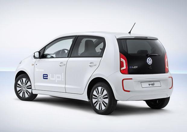 Volkswagen e-up!: Elektromobil bude stát více než 670.000 korun