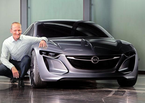 Opel Monza Concept: Velmi sexy kupé pro Frankfurt