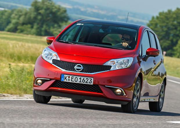 Nissan Note: První jízdní dojmy