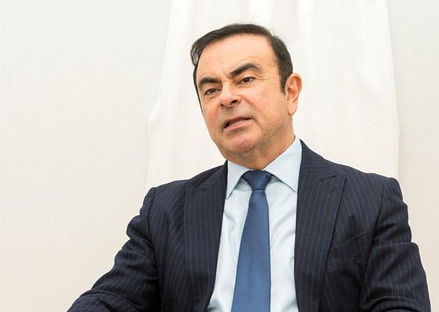 Carlos Ghosn: Evropa bude mít problémy ještě dva roky