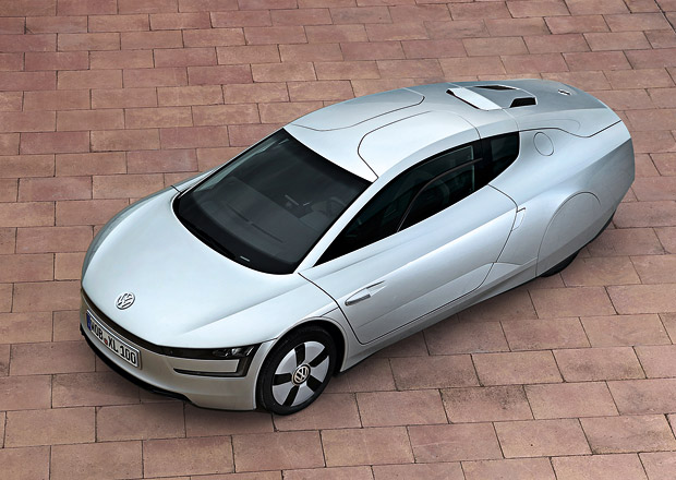 Volkswagen XR1: XL1 dostane motor z Golfu GTI