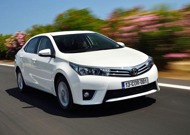 Toyota Corolla pro Evropu oficiálně: Čtyři benziňáky a jediný diesel
